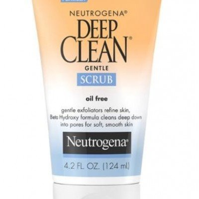 NEUTROGENA DEEP CLEAN PEELING JEL 125ML