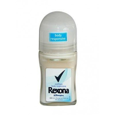 REXONA CAM ROLL-ON COTTON 50ML