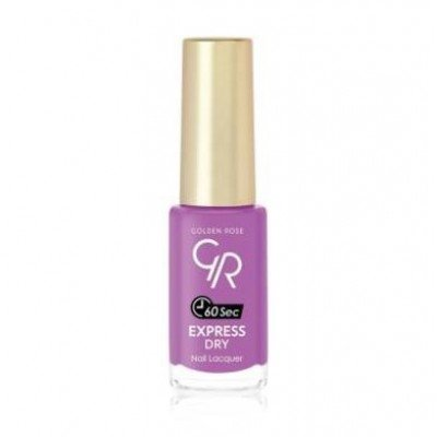 G.R EXPRESS DRY NAIL LOCQUER NO:62