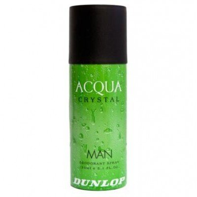 DUNLOP DEO ACQUA CRYSTAL 150ML