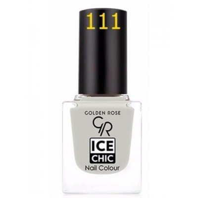 G.R ICE CHIC NAIL COLOUR NO:111