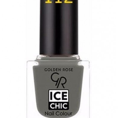 G.R ICE CHIC NAIL COLOUR NO:112