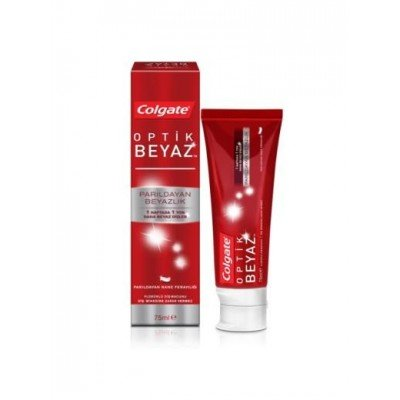 COLGATE OPTIK BEYAZ DIS MACUNU 75ML