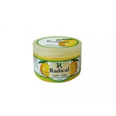 RADICAL EL&VUCUT KREM PEELING 300ML LIMON