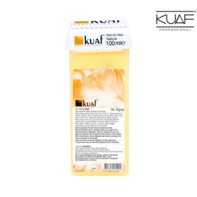 KUAF ROLL-ON AGDA NATURAL 100ML