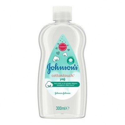 JOHNSON BABY COTTON TOUCH YAG 300ML