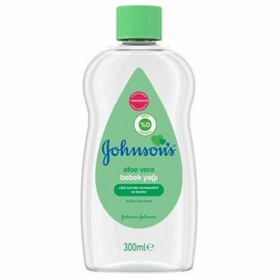 JOHNSON BABY ALOEVERA YAG 300ML