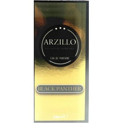 ARZILLO EDT BLACK PANTHER 100ML
