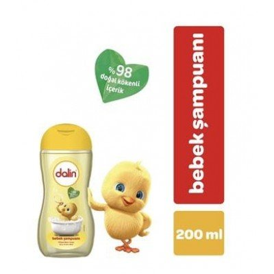 DALIN COCUK SAMPUANI 200ML