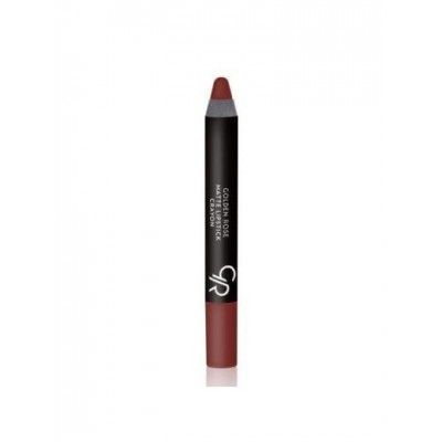 Golden Rose Matte Lipstick Crayon No : 01